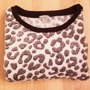 JUICY COUTURE Animal Print Sweater
